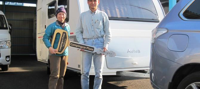 AVIVA 360DK 納車記念写真 Uさま
