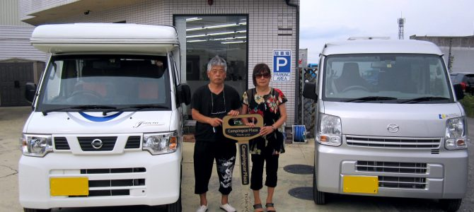 インディ727 納車記念写真 Oさま