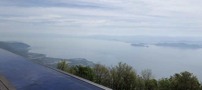 2018GW旅行 天理ラーメン~びわ湖バレイ